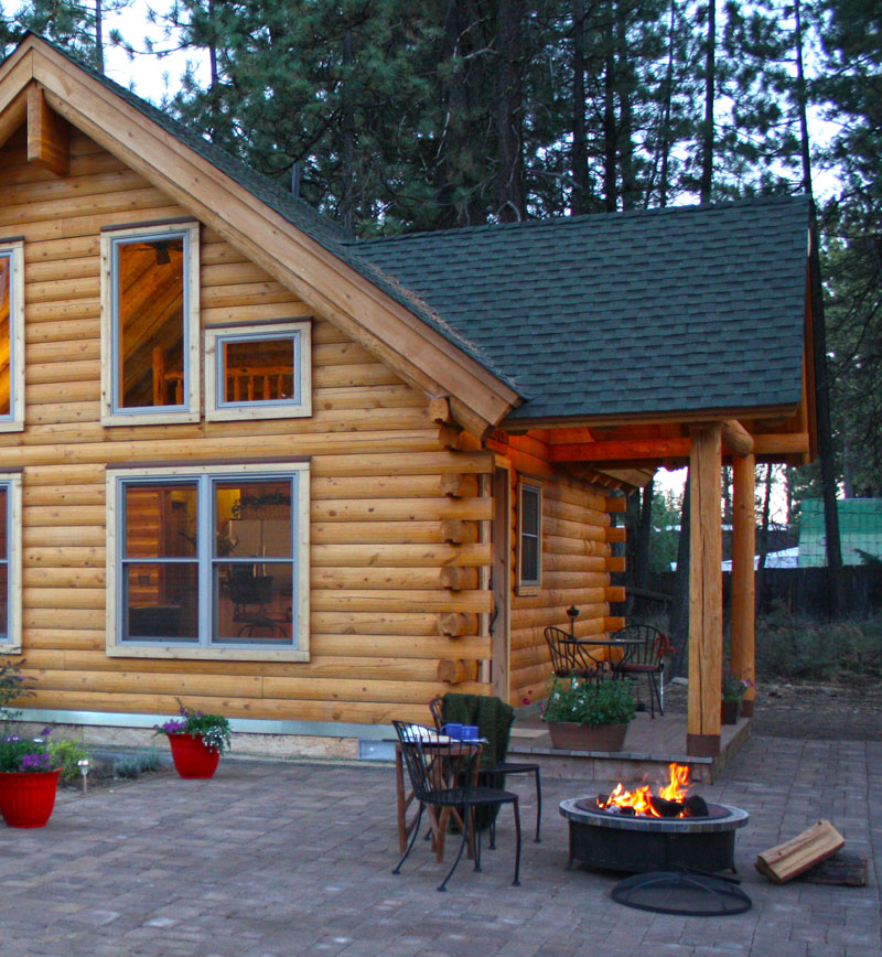 10 gift ideas for the log home lover real log homes Gifts for home builders