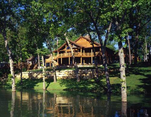 Missouri Log Home | Log Home in Missouri