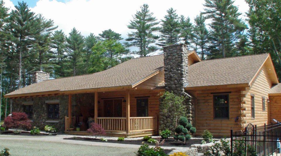 Dancelife Retreat Center Real Log Home Real Log Homes