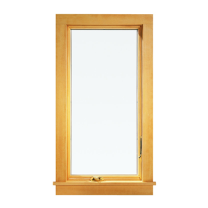 Window choices for your log home real log style for Andersen 400 series casement